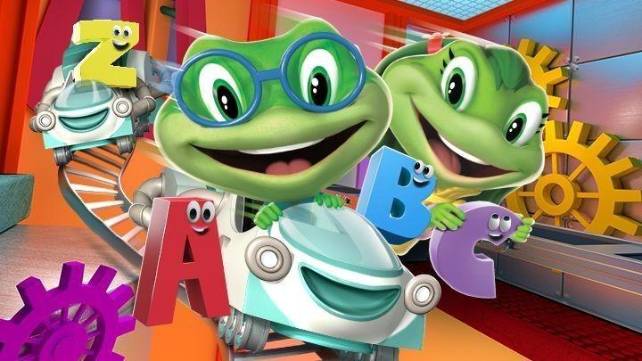 跳跳蛙 Leap Frog