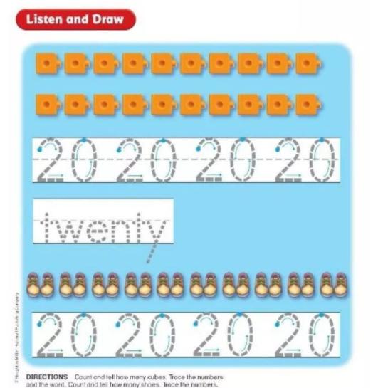 美国新版德州数学教材Go Math(幼儿园、小学1-6年级教材)--可点读版