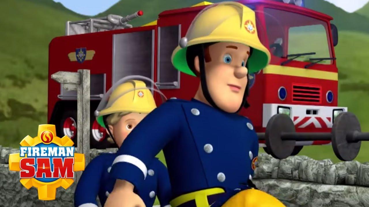 消防员山姆 Fireman Sam 1-7季全英文版+中文版
