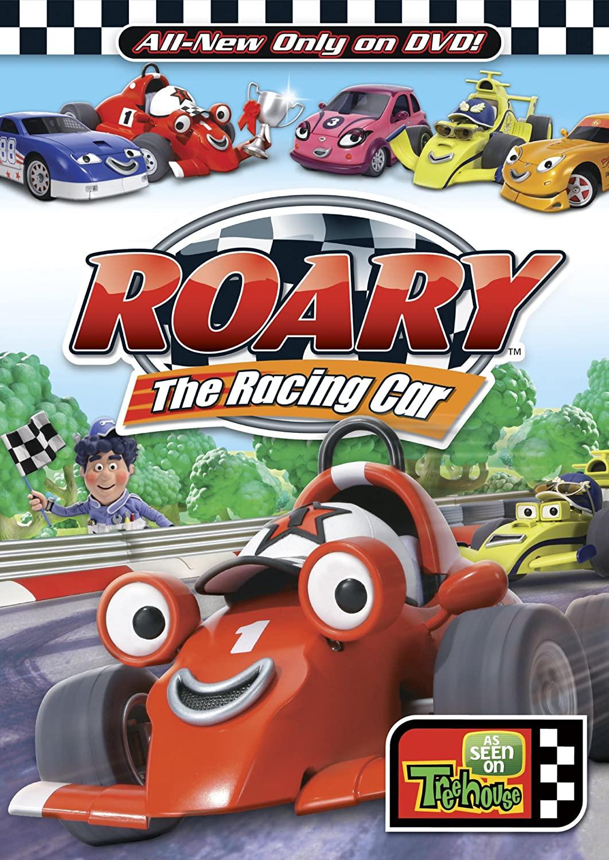 赛车劳瑞 Roary the Racing Car英文版1-3季