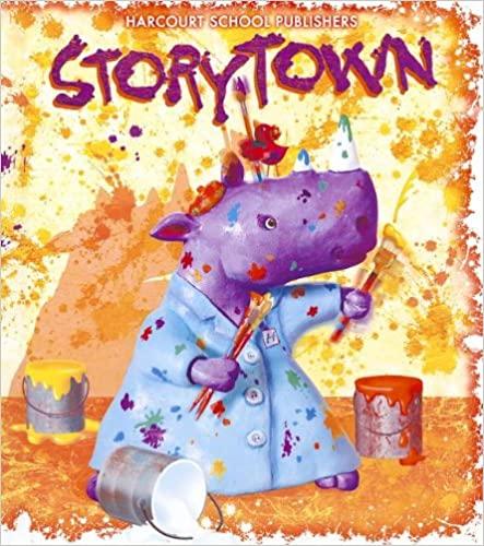 美国公立小学语言教材StoryTown(幼儿园、小学1-6年级教材)