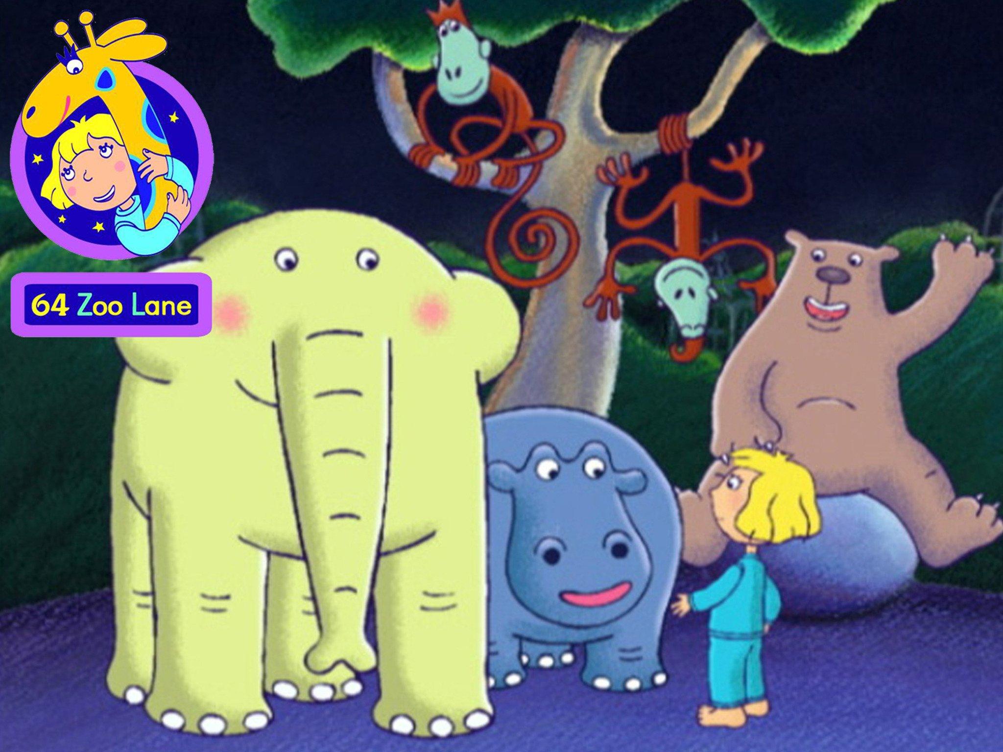 动物街64号 64 zoo lane动画(BBC系列)