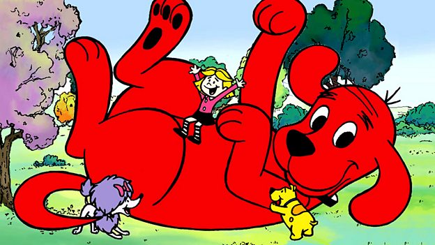 大红狗克里弗 Clifford the Big Red Dog