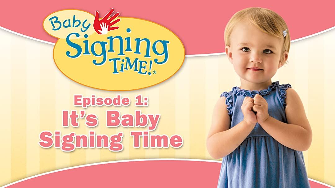宝宝手语时间 Baby Signing Time