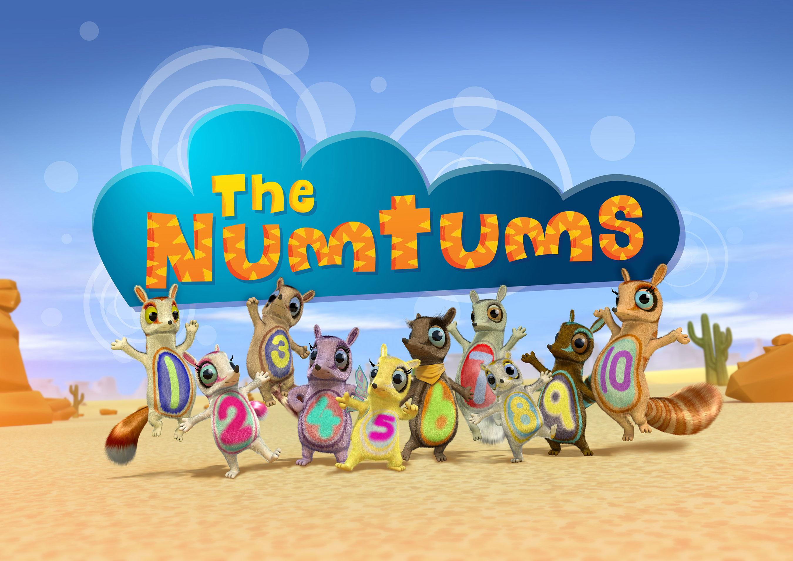 数字虫 Numtums动画片英文版