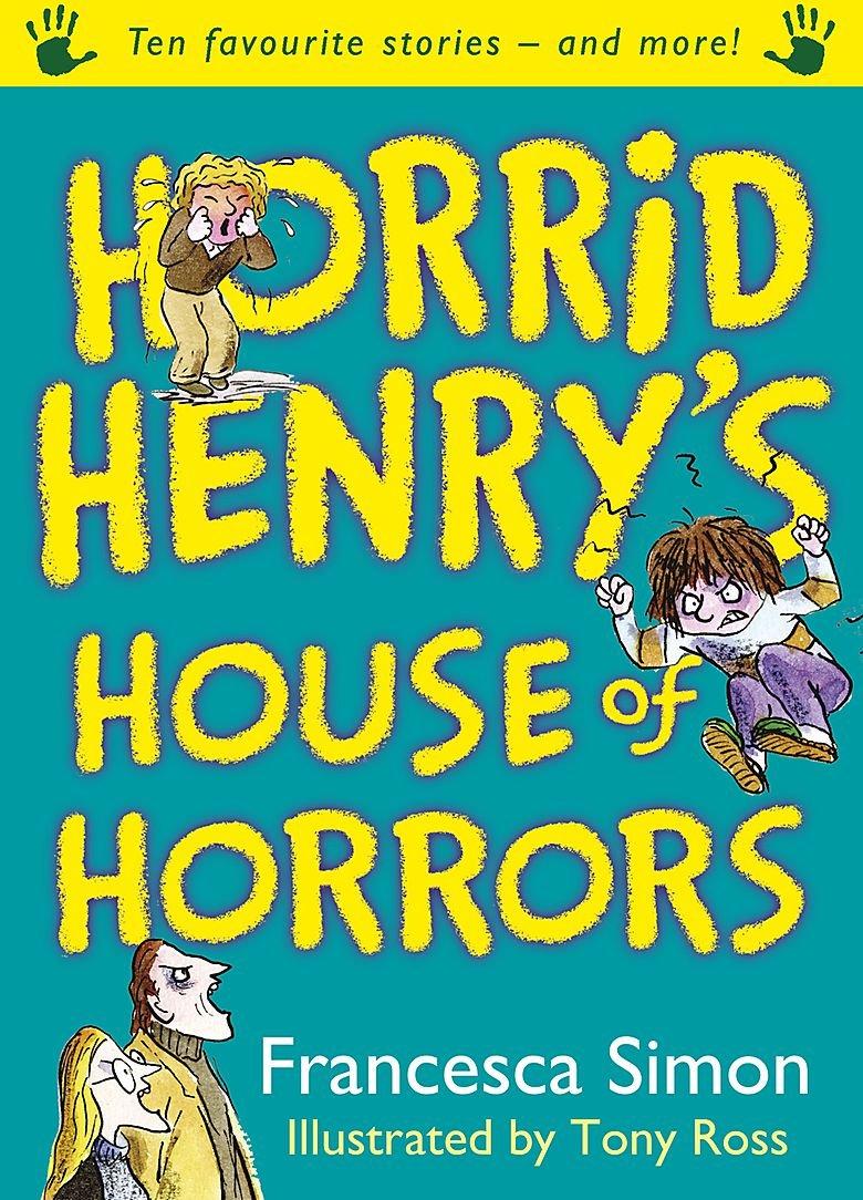 Horrid Henry调皮的亨利动画片英文