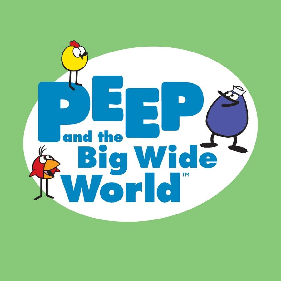 小鸟趣事多 Peep and the Big Wide World英文版动画全集