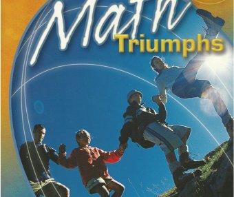 美国加州公立小学数学教材California Math Triumphs(小学1-6年级教材)